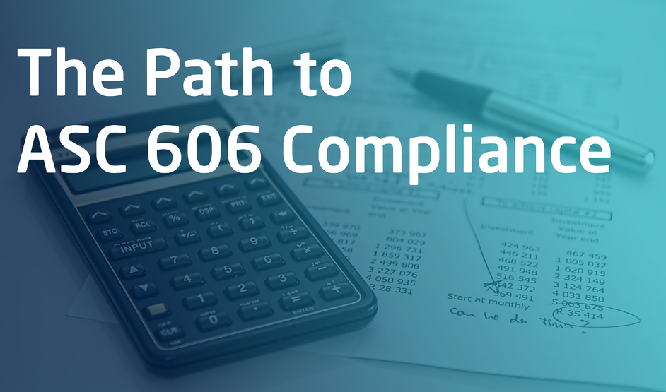 The-Path-to-ASC-606-Compliance
